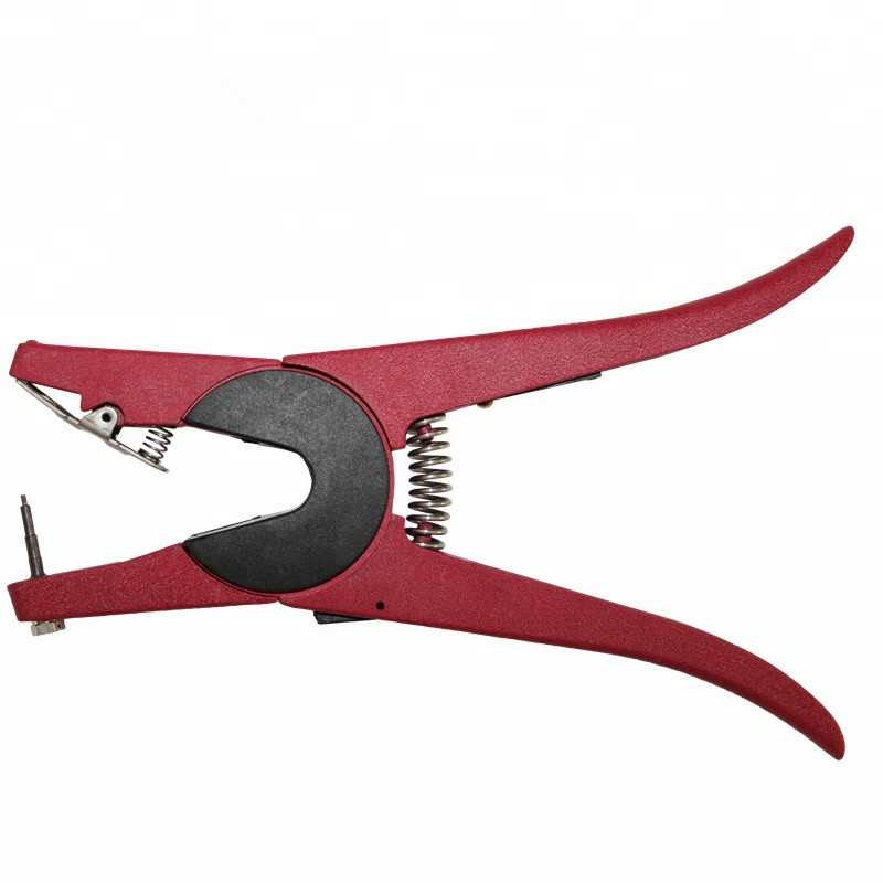 Veterinary Ear Tag Applicator Equipment Animal Ear Tag Pliers For Livestock