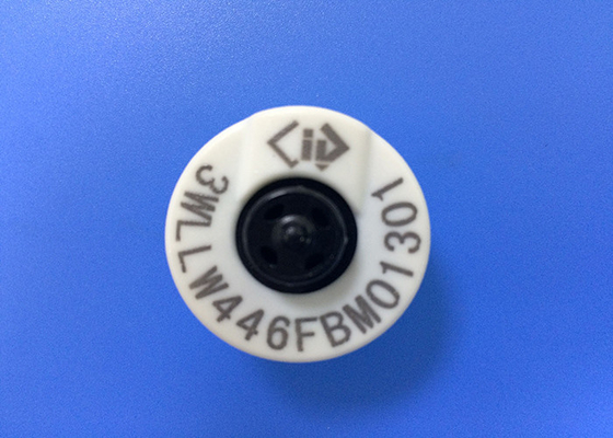 TPU Livestock RFID Ear Tag For Cattle Management , 134.2khz Frequency